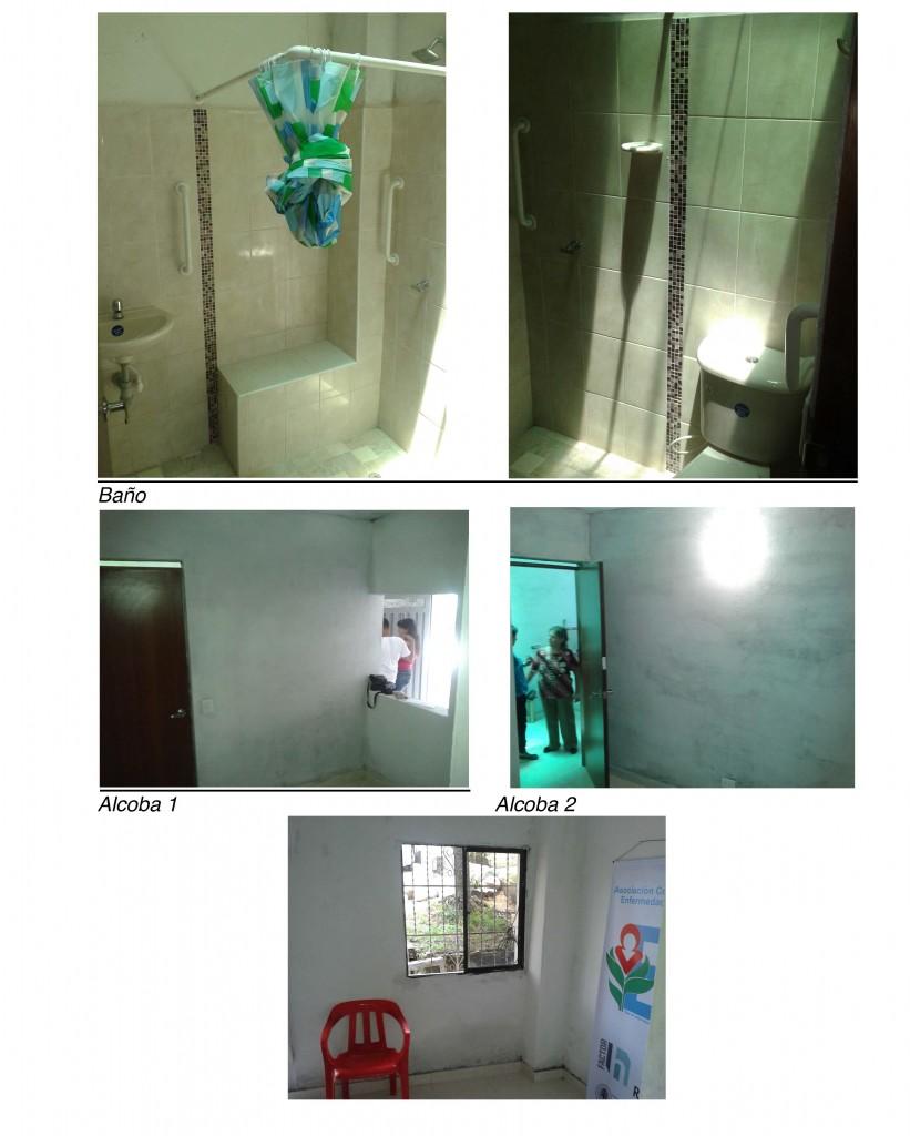 INFORME FINAL Casa Dora Luvi Barrera 14