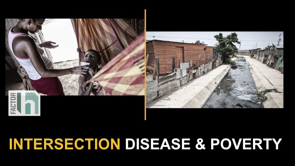 Intersection Desease and Poverty
